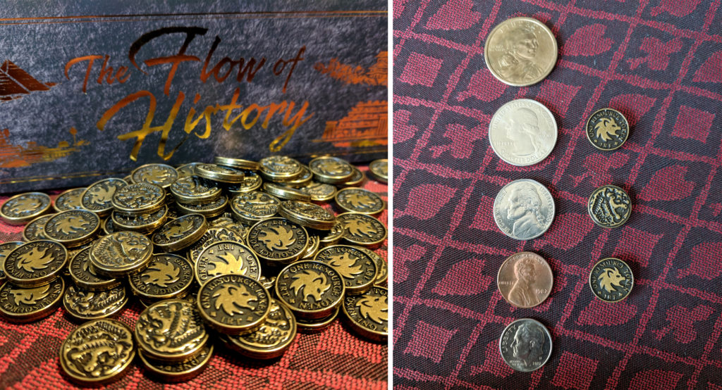 Metal Coins for Board Games, A Compulsion