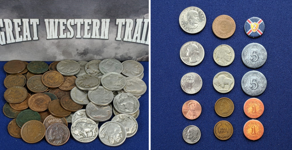 Metal Coins for Board Games, A Compulsion | BoardGameGeek