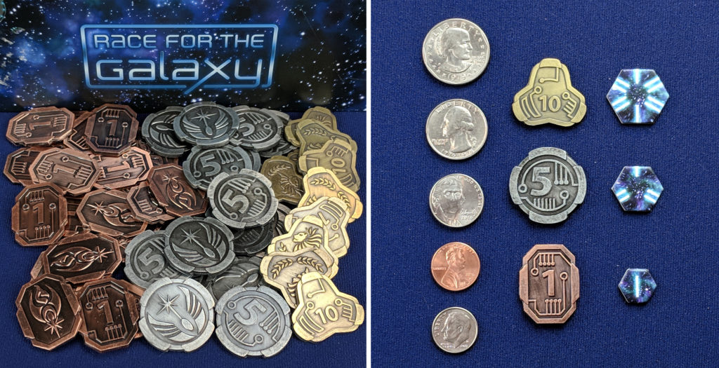 Metal Coins for Board Games, A Compulsion   BoardGameGeek